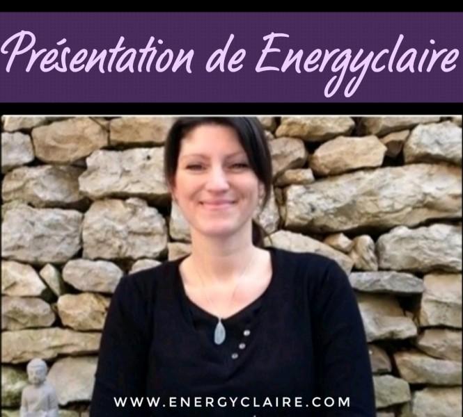 Présentation de ma méthode d'accompagnement www.energyclaire.com