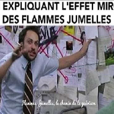 Le miroir des Flammes Jumelles